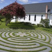 Emmanuel Episcopal's Community Labyrinth